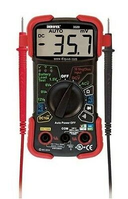 INNOVA 3320 | Digital Multimeter Auto Range