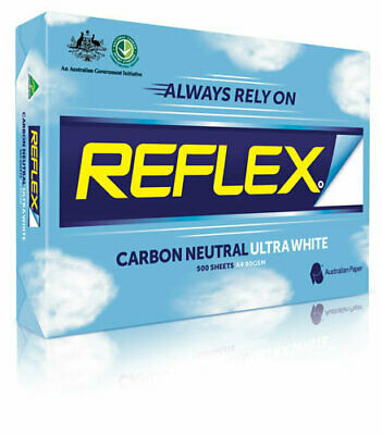 Reflex Copy Paper A4 Laser Carbon Neutral 80gsm Pack - White