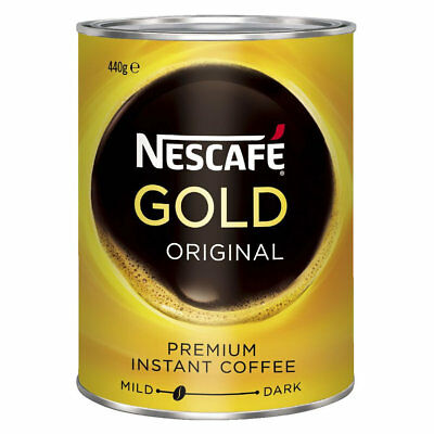 Nestles Nescafe Gold Coffee Can 440g