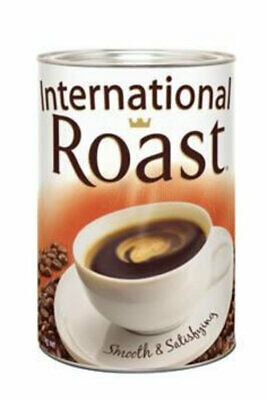 Nestles International Roast Coffee Can 1Kg