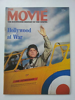 The Movie #21 magazine (1980) - Hollywood at War..James Cagney...