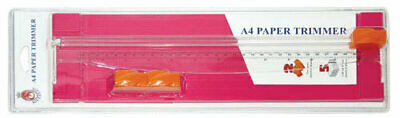 Sovereign A4 Paper Trimmer With 2 Spare Blades