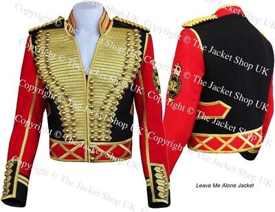 Michael Jackson Leave me Alone Video Jacket - Tunic