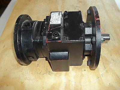 Dodge Quantis Hf382Cn140Tc Inline Helical Gear Reducer Ratio 9.7:1   6998281-1