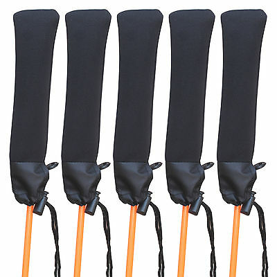 5 Neoprene Fishing Rod Tip Cover Top Cover Tip Protector Tip Guard Tip Sleeve