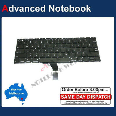 "Genuine New Keyboard for Apple MacBook Air 11"" A1370, year 2010 version"