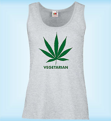 Mujer Chaleco Slim - Vegetarian - Awesome Funny Ladies Festival Summer Vest