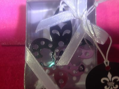 Fleur de lis book mark boxed and ready for gift giving