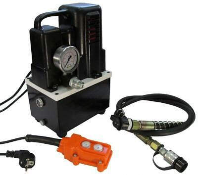 Electric Hydraulic Pump Single Acting Remote Controlled Valve 10000 PSI B-700T