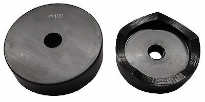 "Hole Punch Knockout Die 100 mm 4"" C-SET-100"