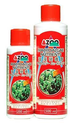 AZOO MACROALGAE NUTRIENTS 250,500ml