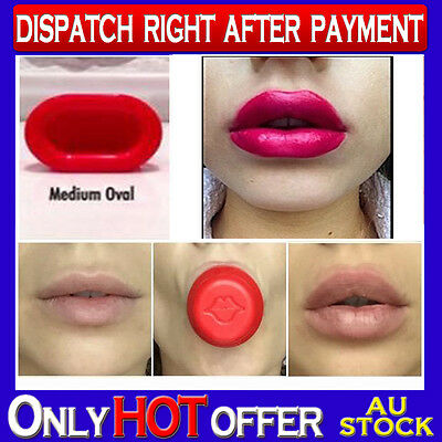 New Lip Pump for Fuller Looking Lips Enhancer Plumper Medium
