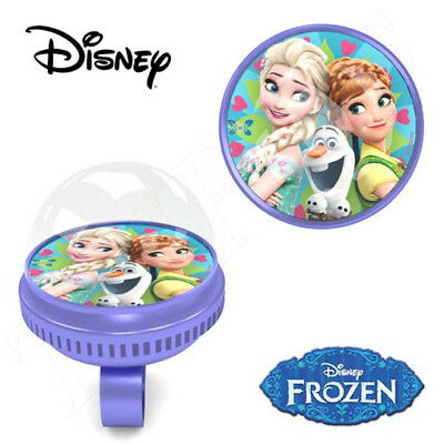 Disney Frozen Bike Bicycle Childs Scooter Cycle Horn Bell New 2016