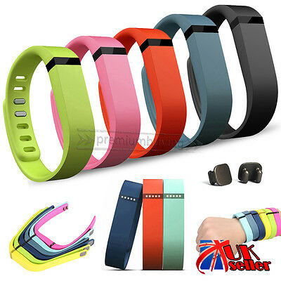 Replacement FitBit Flex Bracelet Fitness Activity Tracker Wristband Strap Band