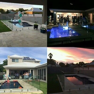 Swimming pool packages fibre glass