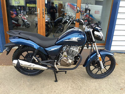 Zontes Mantis - Brand new motorcycle - Learner legal 125cc