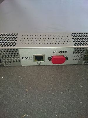 Brocade / EMC DS-200B 16 Port Switch with 8 Ports Active