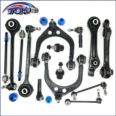Brand New 14Pcs Front Suspension Kit For Rwd Chrysler 300 300C Charger Magnum