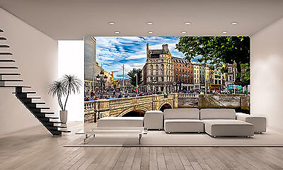 Dublin - Ireland Wall Mural Photo Wallpaper GIANT DECOR Paper Poster Free Paste