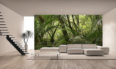 Jungle 2  Wall Mural Photo Wallpaper GIANT DECOR Paper Poster Free Paste