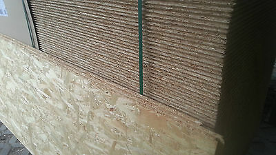 OSB 8,69€/m²  18mm Neu Top OSB Platte N+F