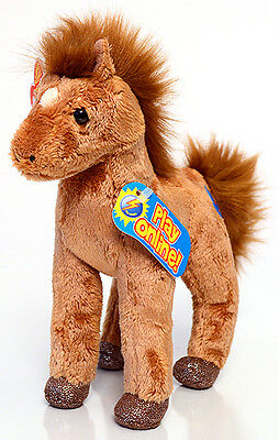 Ty Beanie Babies 2.0 Saddle the Horse  MWMT unused codes