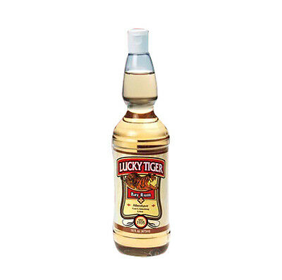 Lucky Tiger Bay Rum After Shave 16oz