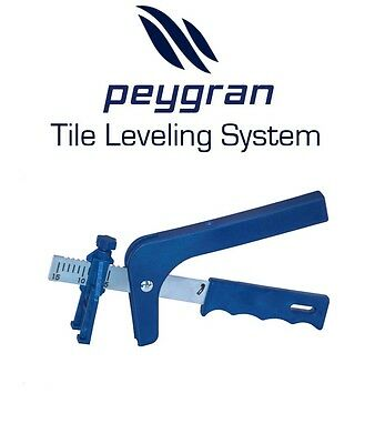 T-Lock ™ Pliers by Perfect Level Master™Tool for tile leveling system