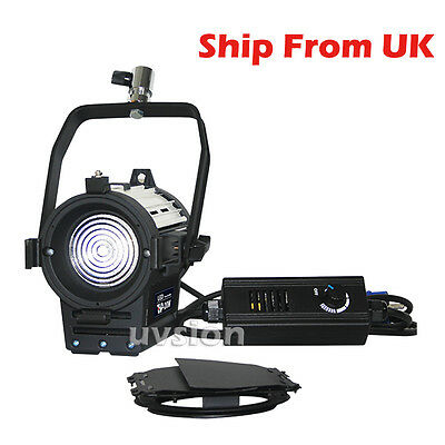 LED Fresnel spot Light 20W Continuous Lighting Camera Studio