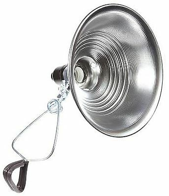 Bayco SL-300 8.5 Inch Clamp Light with Aluminum Reflector 1pc Bayco