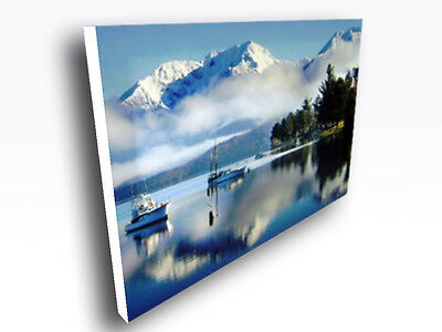Personalised Canvas Print, Framed Photo / Picture Ready to Hang, Box Canvases