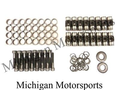 LS1 Rocker Arm Trunion Kit - LS2 LS3 LS6 L99 LS4 LS9 LSA LQ4 LQ9 L76 L92 LM7