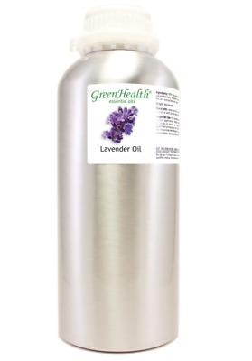 16 fl oz Lavender Essential Oil (100% Pure & Natural) Plastic Jug