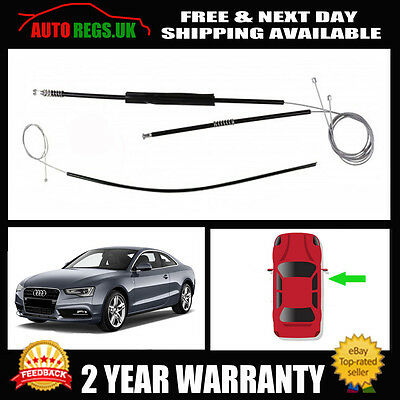 Audi A5 COUPE OSF Front Right Electric Window Regulator Repair Kit NEW