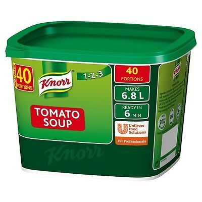 Knorr Tomato Soup 1 x 40 Portions
