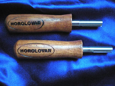 Horolovar Clock Mainspring Let Down Tools