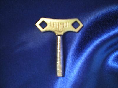 Original Vintage Key For Kundo Miniature & Midget Anniversary Clocks