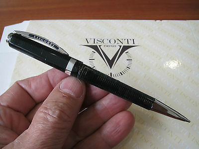 Visconti Wall Street deep green celluloid mechanical pencil 0.7mm