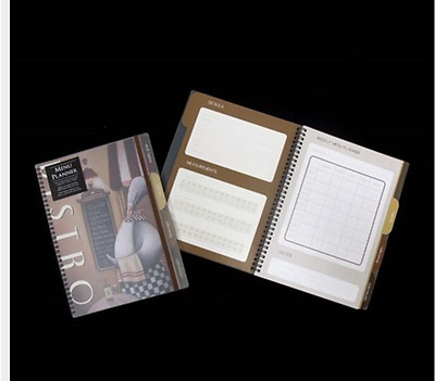 Menu Planner- Recipe Folder Great Combo!!  Free Postage Superfast Delivery...!!!