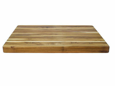 Proteak 107 Teak Cutting Board - #1 America's Test Kitchen - 24 x 18 x 1.5 Inch