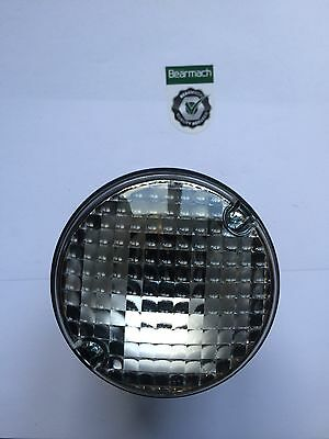 Bearmach Land Rover Defender Round Reverse Light Lamp 2001 On NAS   AMR3507R