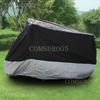 Durable Oxford Motorcycle Motorbike Rain Dust Cover Water Dust Protection CM3BS