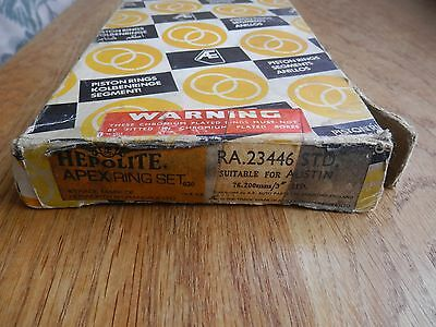 AUSTIN MAXI ALLEGRO 1500 piston ring set STD