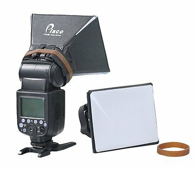 Mini Flash Diffuseur Softbox pour Canon Nikon Sony Pentax Yongnuo Caméra Flash