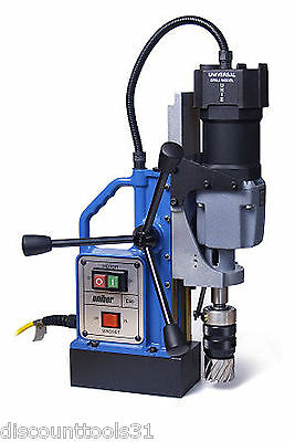 Unibor EQ50 Magnetic Drilling Machine 50mm Dia 220v - 240v UK & EU