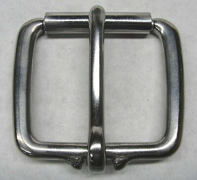 "1-3/4"" Stainless Steel Plain Belt Buckle Heavy Duty Quality Premium Replacement"