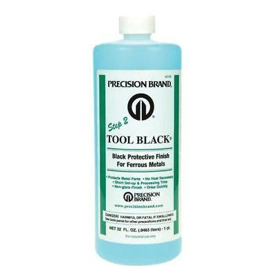 PRECISION BRAND 45110 1 Quart Tool Black Liquid