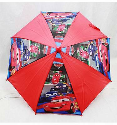 NWT Disney Cars Umbrella Offically Licensed by Disney- Red Lighting McQueen