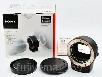 Sony LA-EA3 mount adapter for E Mount / Express shipping from Japan BRAND NEW