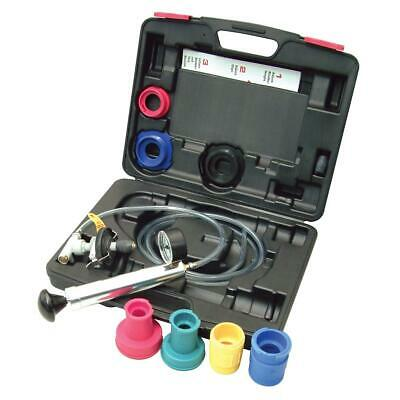 UniTest Cooling System Pressure Tester Deluxe Kit Private Brand Tools PBT70888